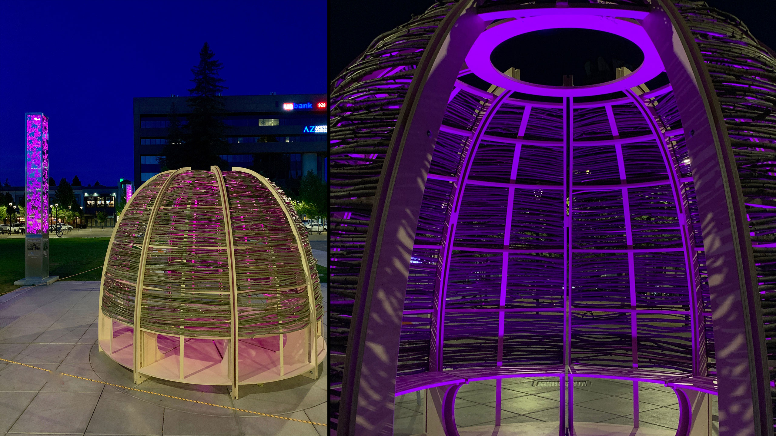 Architecture-in-balance-with-nature-Santa-Rosa-outdoor-wood-stucture-with-fun-lighting-2