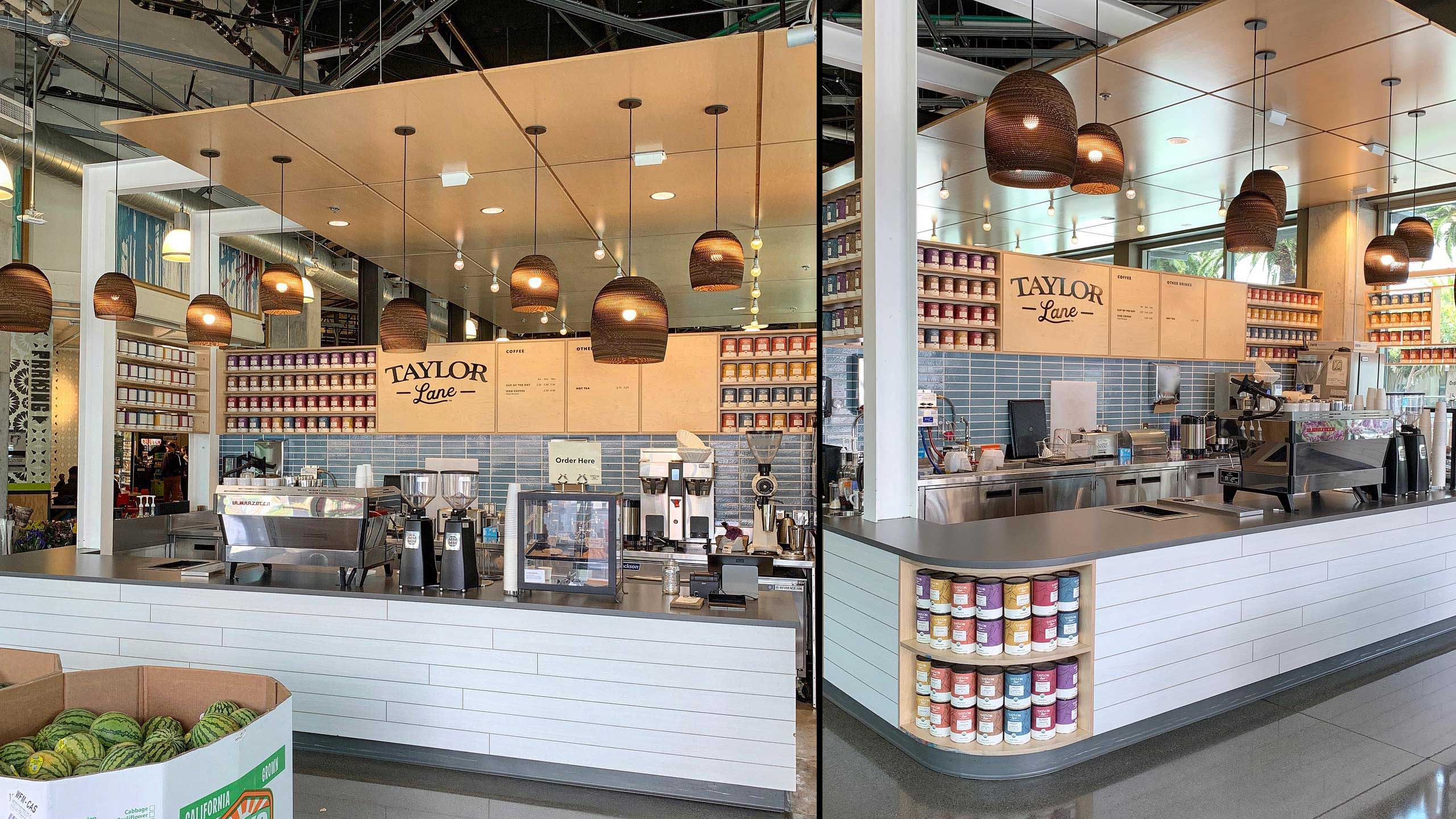 Cafe Design Whole Foods Market San Francisco Santa Rosa Mad Architecture