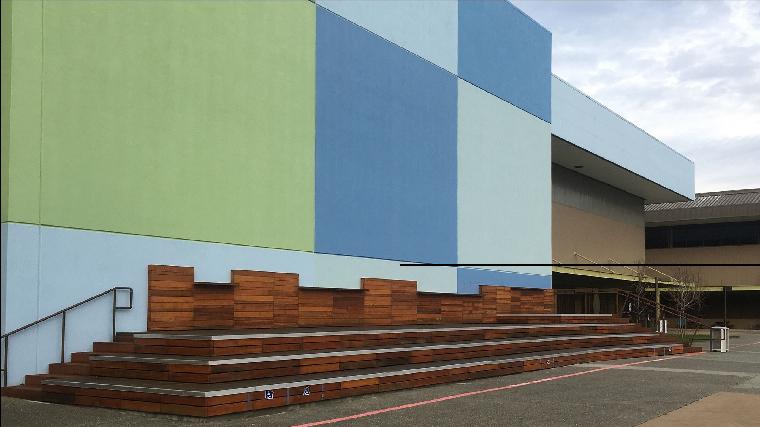 Concerts-Events-Sonoma-County SOMO-1 -Wood-Bleacher-Seating