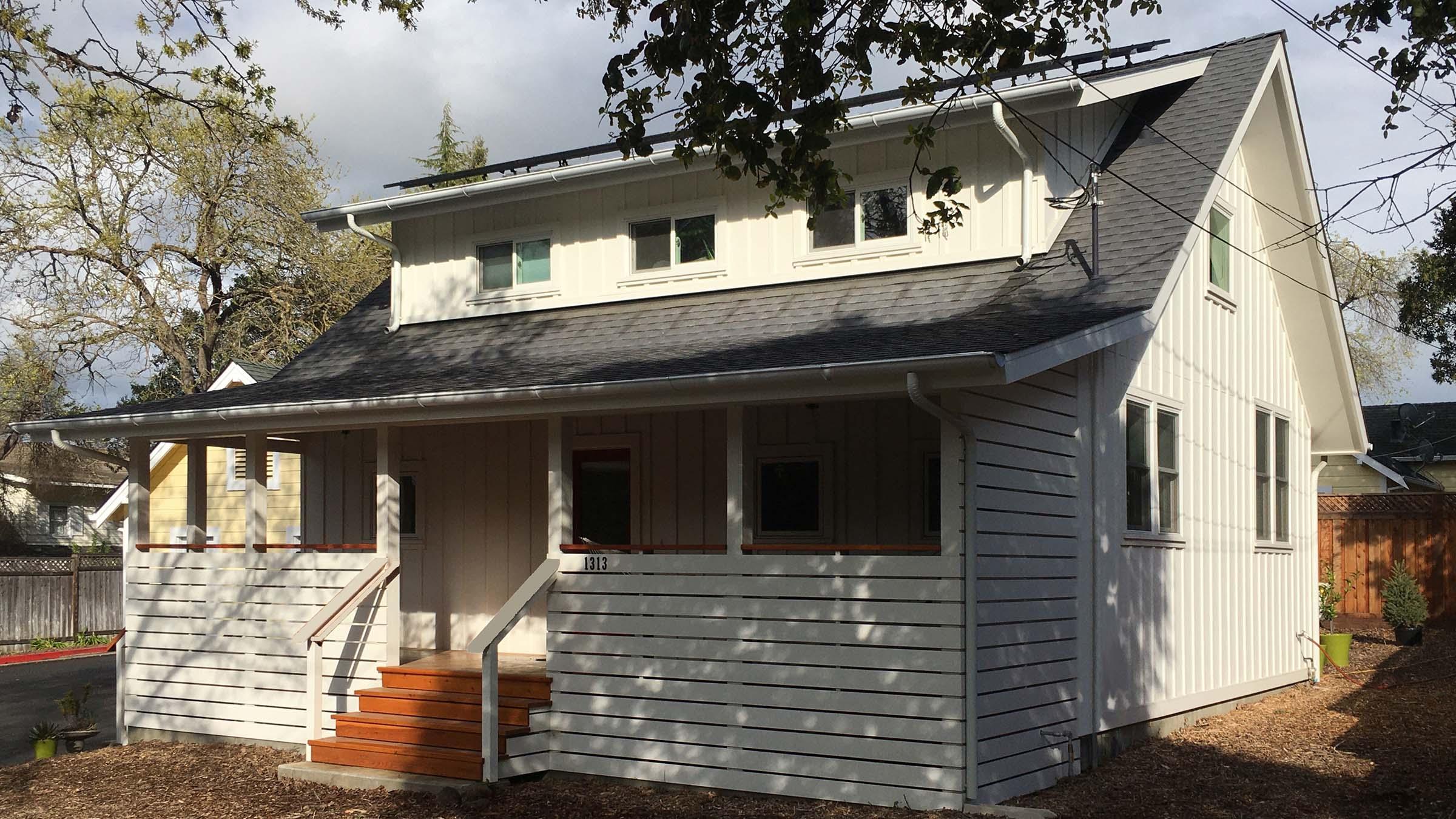 D Street ADU Petaluma 3 affordable architecture