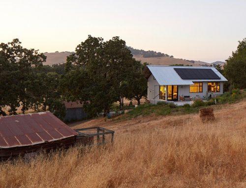 Green Building Sonoma County ADU Red Hill Studio