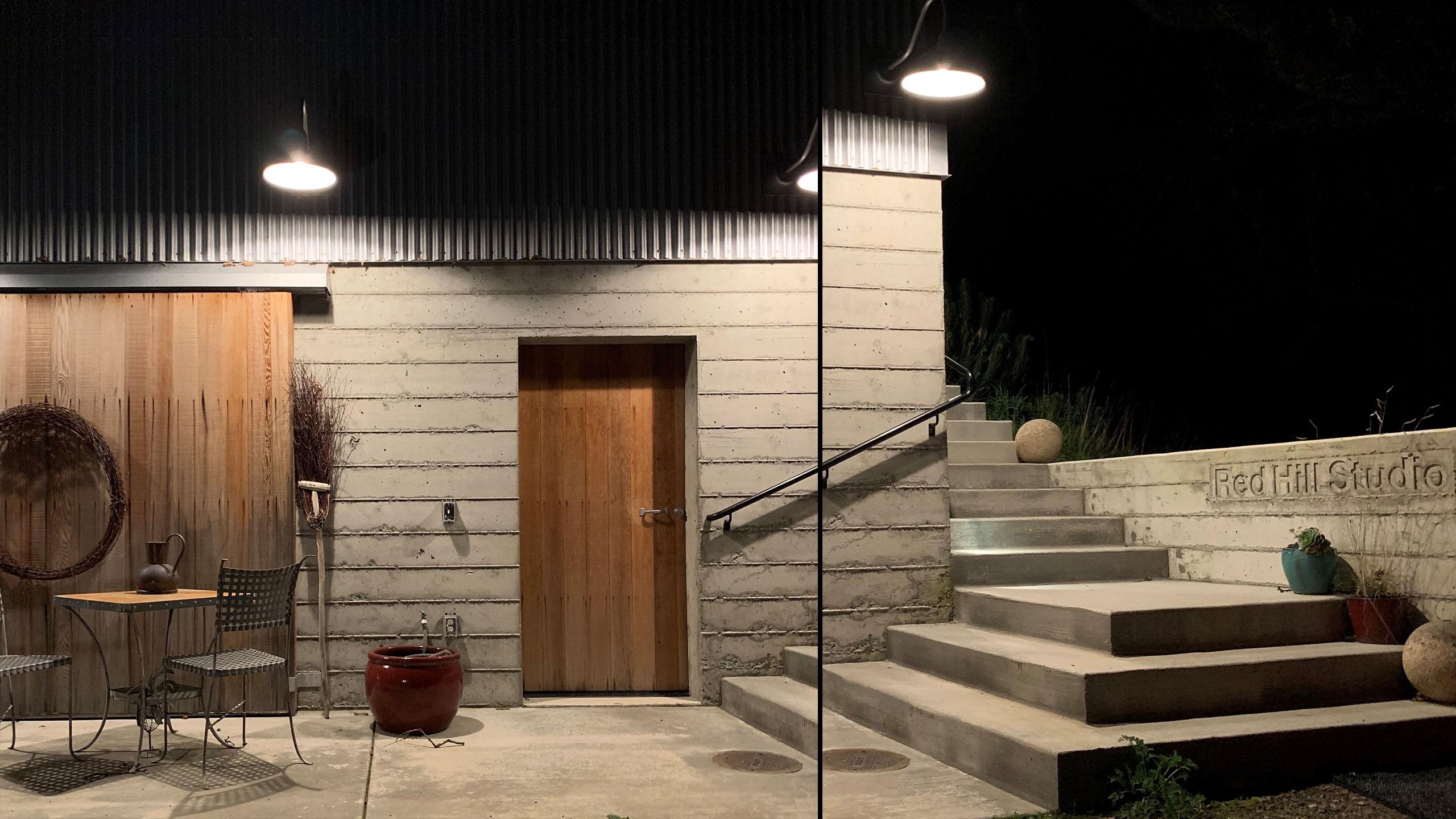 Green-Building-Sonoma-County-ADU-7-Board-formed-concrete