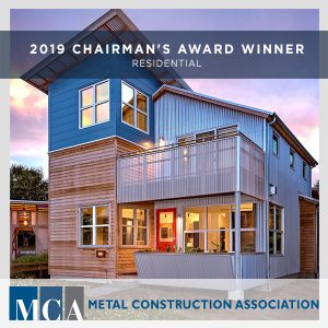 MCA 2019 Chairman's Award Winner