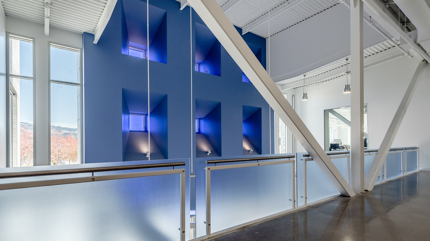 SOMO Blue Room Commercial Design Rohnert Park 1 Gallery Design