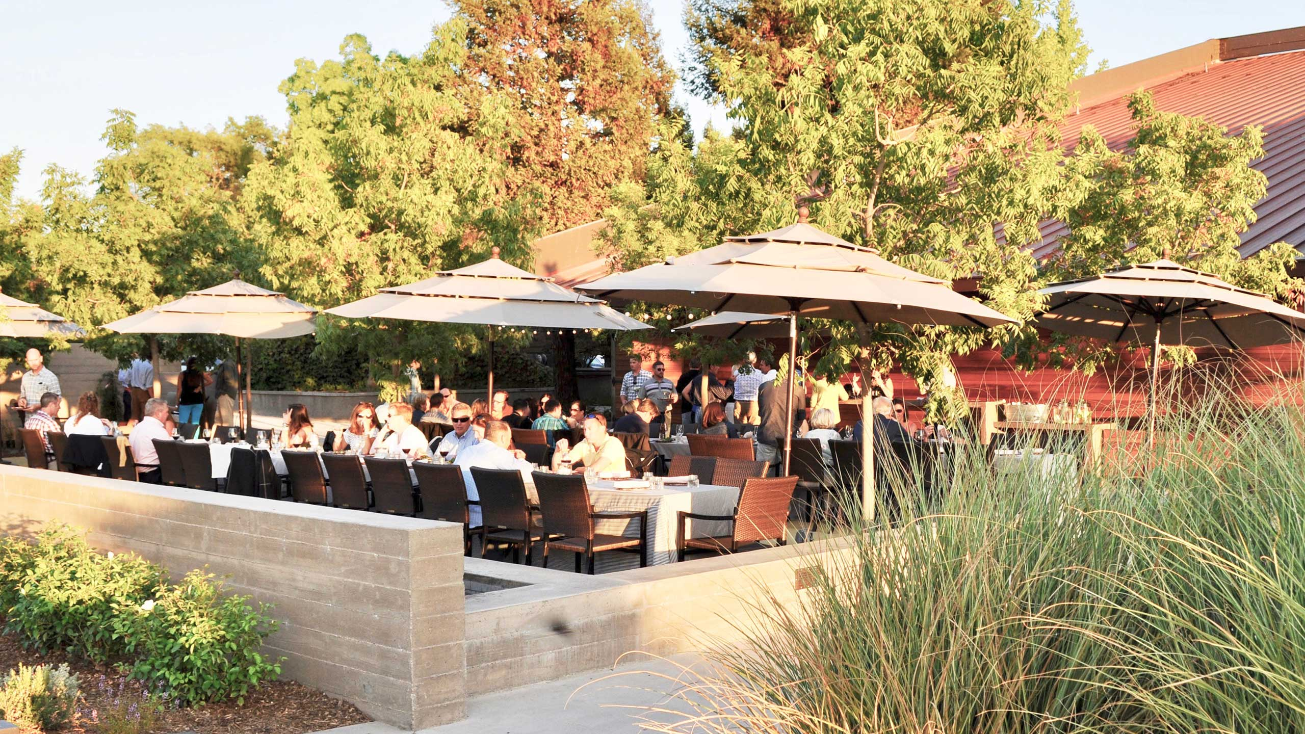 Winery-Architecture-Healdsburg-outdoor-seating