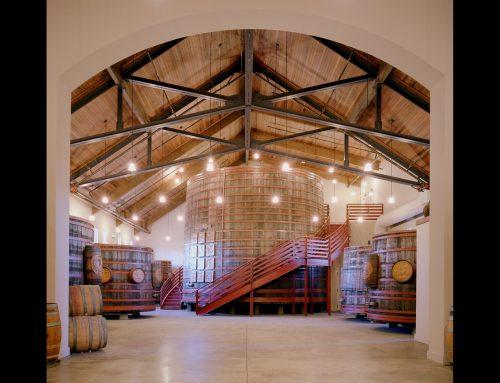 Winery Architecture Sonoma Sebastiani