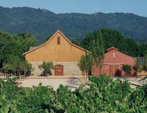 Winery Architecture Sonoma County