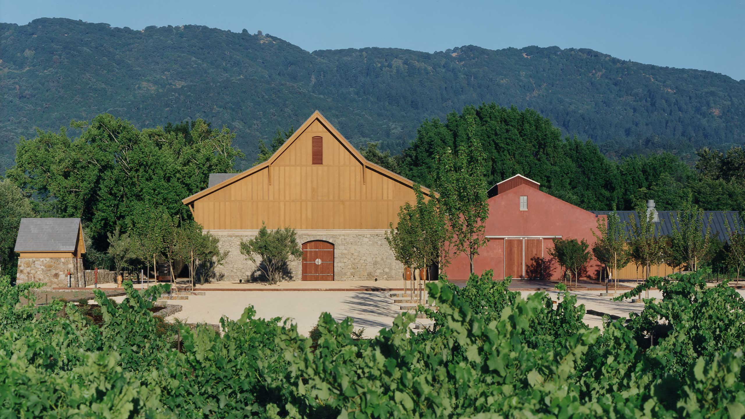 Winery-Architecture-Sonoma-County-VOM-Front