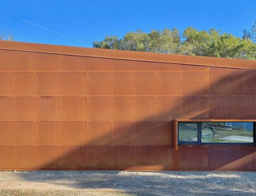 The Outback – Glen Ellen Metal-Prefab